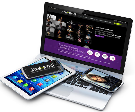 Pc, Mac, Tablette, Smartphone