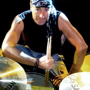 Masterclass batterie rock - Trust- Farid Medjane