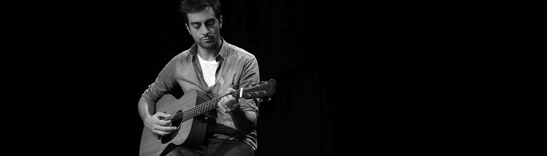 Cours de guitare acoustique - Mark Daumail