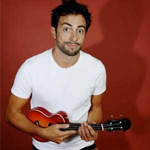 Masterclass de ukulele - Les titres de cocoon - Mark Daumail