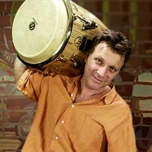 Jérôme Viollet - Professeur de congas - cours de percussions