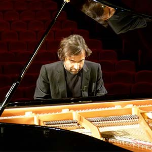 Masterclass de piano - André Manoukian - Accompagner une chanteuse jazz