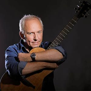 Masterclass guitare Fingerpicking - Michel Haumont