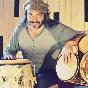 Masterclass percussions à la batterie - Minino Garay
