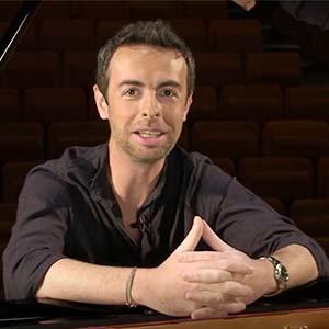 Matthieu Gonet - Professeur de piano
