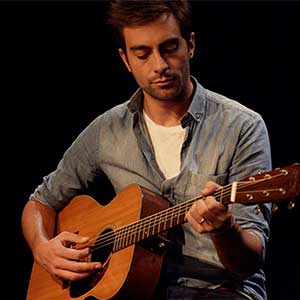 Masterclass de guitare acoustique - Les titres de cocoon - Mark Daumail