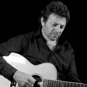 Christian Seguret professeur guitare country