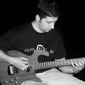 Cours de guitare électrique Fusion - Raphael De Stefano
