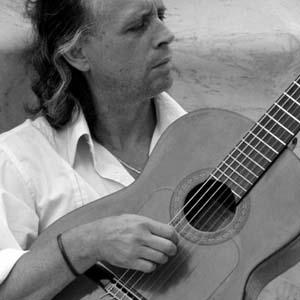 Cours de guitare acoustique Flamenco - Manuel Delgado
