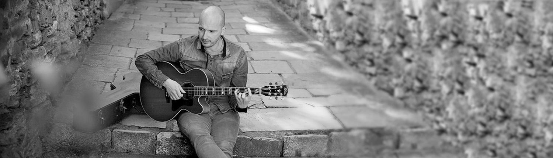 Cours de guitare acoustique - Paul Cesari