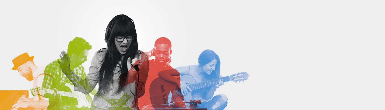 apprendre la musique sur internet