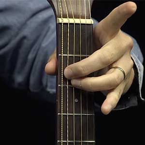 Cours de guitare - les accords de guitare