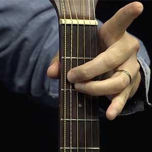 Cours de guitare - les accords de guitare
