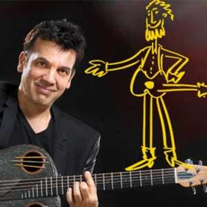 Cours de guitare fingerstyle Marce Dadi - Jean Felix Lalanne