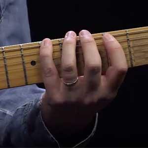 Cours de guitare - la gamme pentatonique