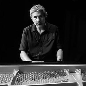 Piano Lessons - Masterclass Jazz - Jean-Michel Pilc