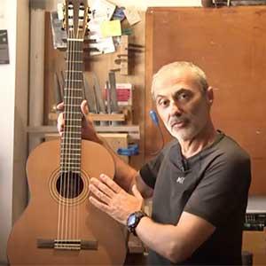Christian Magdeleine - Conseils de luthier