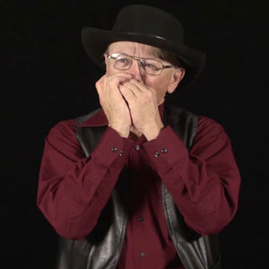 harmonica lessons with Charlie McCoy