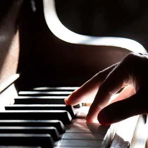 Cours de piano - improvisation avec arpèges - Jeff Martin