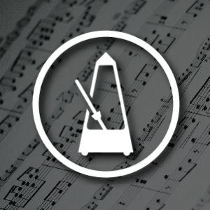entrainement rythmique cours de rythme - metronome