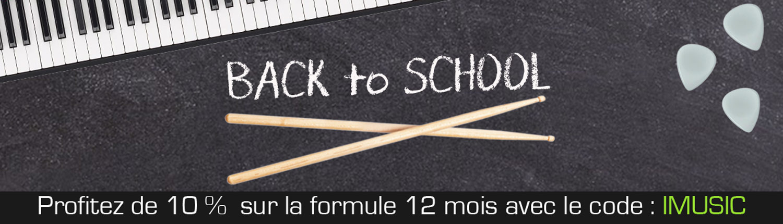 promo back to school