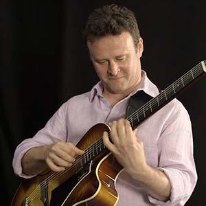 Masterclass de guitare jazz - Sylvain Luc
