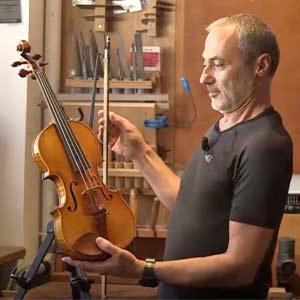 Choisir son violon - Conseils de Luthier - Christian Magdeleine