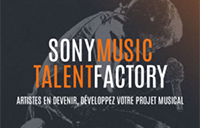 sony music talent factory