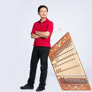 Li Tingyao Yangqin teacher