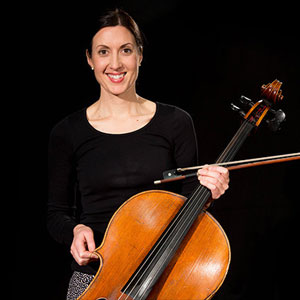 "Learn the cello music piece ""The Swan"" with Melissa Chominsky at imusic-school"