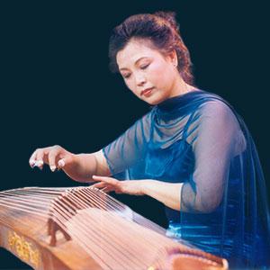 Learn the guzheng at imusic-school - Nani Yang