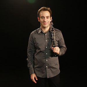 Learn classical Clarinet online with Igal Levin on imusic-school