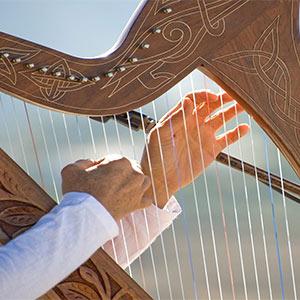learn the harp