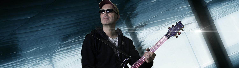 Chris Rime professeur de guitare blues