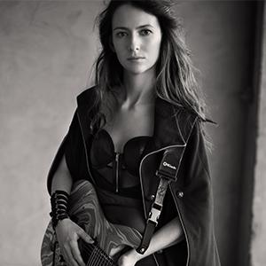 Cyrielle Duval - professeur de guitare électrique débutant