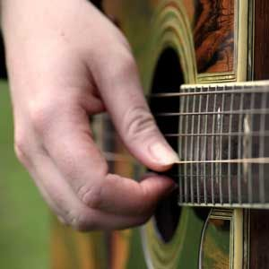 Cours de guitare rythmique fingerstyle - Ruddy Meicher