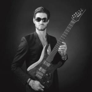 Dempsey Morel professeur de guitare
