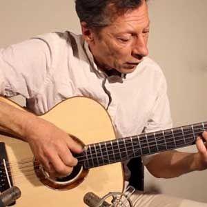 Michel Gentils - Cours de guitare 12 cordes