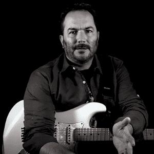 Clase de guitarra electrica