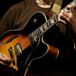 Cours de guitare - débuter le jazz