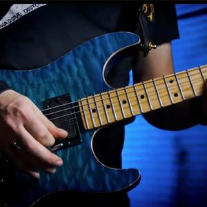 Cours de guitare - le jeu fusion
