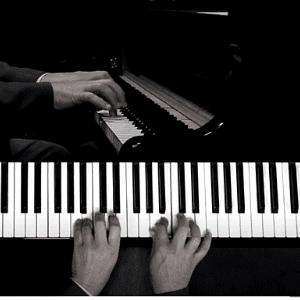 Clase de técnica para piano